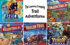Learning Company Trail Adventures Edutainment Age 10+ PC Windows Sealed New