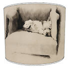 West Highland Terrier Lampshades Ideal To Match West Highland Terrier Cushions