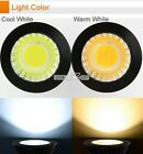 Nice GU10 4W LED Down Spot Light Lamp Warm/Cold White Cylinder Home COB Bulb