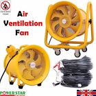 Portable Ventilator Atex  Axial Blower Extractor Fan Explosion Proof (EX) Fumes