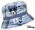 Baby Toddlers Boys Kids Disney Mickey Mouse Character Summer Bush Bucket Sun Hat
