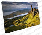 Print on Canvas Old Man of Storr V Isle of skye Scotland
