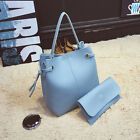Lady Messenger Bags Shoulder Bag PU Leather Satchel Tote Handbag Purse Hobo Bag