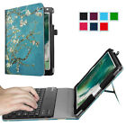 """For New iPad 5th 9.7"""" 2017 Case Cover with Removable Wireless Bluetooth Keyboard"""