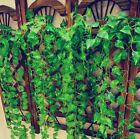 New Home Decor Fake Foliage Flower 7.5ft Artificial Ivy Leaf Garland Plants Vine