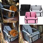 Portable Dog Car Seat Belt Booster Travel Carrier Folding Bag for Pet Cat Puppy