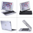 360 Rotating Swivel Case Cover Wireless Bluetooth Keyboard for iPad Mini 3 2 1