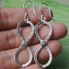 Cool Earrings Pure Silver Karen Hill Tribe