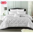 300TC 6 Pce Inez Jacquard Comforter Set by Accessorize - QUEEN KING