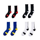 Outdoor Sport Foot Protector Men's Thick Bottom Running Basketball Middle Socks