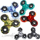3D Camouflage Fidget Hand Spinner Finger EDC Focus Stress Reliever Toy Kid Adult