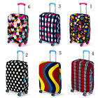 "Elastic Dust-proof Travel Luggage Cover Suitcase Protector 20- 30"" S/M/L DB S"
