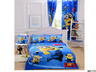 Despicable Me Minion Quilt/Duvet/Doona Cover Set Sheet Cushion Cover Single Size