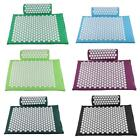 Acupressure Mat And Pillow Set Yoga Sit Lying Mat Pain Stress Soreness Relax Kit