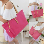 US Stock Women's Fashion Handbag Shoulder Bag Purse Tote Messenger Crossbody Bag