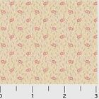 SAVANNAH CLASSIC ROSE SEED POD CREAM P&B QUILT SEWING FABRIC *Free Oz Post