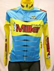 Team Miller CYCLING WindOff Light Jacket - Made in Italy by GSG