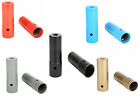 Bargain X-Rated BMX Bike Trick Nuts Stunt Pegs 10-14mm Axle 110mm Pair 5 Colours