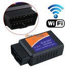 Купить ELM327 WiFi Bluetooth OBD2 OBDII Car Diagnostic Scanner Code Reader Tool for IOS
