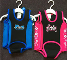 TWF Baby Toddler Wetsuit Wrap Neoprene Swimming Suit Beach Pool UV Protection
