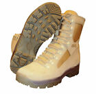 MEINDL Desert/Sand BOOTS - Genuine British Army Military - UK 11.5 - 12654 - NEW