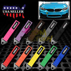 10 Colors High Strength Racing Tow Strap Front Rear Bumper Hook Car Rope Ribbon