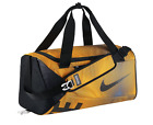 Nike Alpha Adapt Cross Body Small Duffel Gym Travel Bag - Orange/Black $55