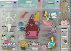U CHOOSE  Assorted Jolee's WOMAN 3D Stickers mom mother grandma pregnancy spa