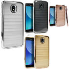 For Samsung Galaxy Sky Hard Gel Rubber KICKSTAND Case Phone Protector Cover