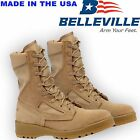 Genuine US Army Belleville 340 Desert Hot Weather Flight/Combat Boots Faultly
