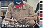 Dickies 1574 Short Sleeve Work Shirt Hemd Arbeitshemd kurzarm