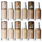 COVERGIRL* Tru Blend LIQUID MAKEUP Pump Cap FOUNDATION Discontinued *YOU CHOOSE*
