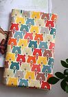 Pooh Teddy bears 100% Cotton Fabric Animal Colouful bear Quilting cuts ff110<