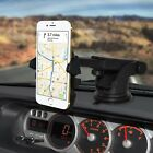 Universal 360°Car Holder Windshield Mount Cradle Fr Cell Phone iPhone 7 Plus GPS