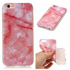 Eye Catching Marble Grain Patterned Stripe Soft TPU Back Case Skin For Cellphone