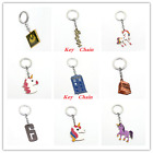 New Lot of Fashion Cell Phone Car Keychain Pendant Handbag Charm Key Ring