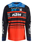 NEW 2018 TROY LEE DESIGNS SE AIR STREAMLINE KTM GOPRO JERSEY ORG/NAVY ALL SIZES
