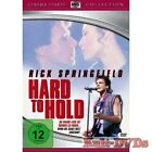 Hard to Hold (DVD) Rick Springfield, Janet Eilber *Neu+OVP*