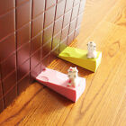 2pcs Silicone Cow Decor Design Door Stop Stopper Jammer Guard Baby Safety Home