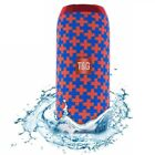 Wireless Bluetooth Speaker Waterproof Outdoor Stereo Bass USB/TF/FM Radio Audio
