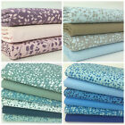 Fabric Freedom Floral blender fat quarter fabric bundles 100% cotton for sewing
