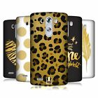 HEAD CASE DESIGNS GRAND AS GOLD HARD BACK CASE FOR LG PHONES 1
