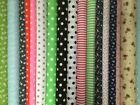 Poly cotton Fabric over 60 Designs Pattern Printed free p&p cheapest UK seller