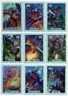 1994 Marvel Masterpieces Silver Holofoil Insert You Pick the Card