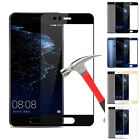 3D Full Cover Curved Tempered Glass Screen Protector Flim For Huawei Honor 8 P9