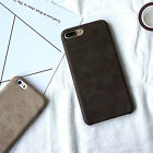 """For Iphone 6/6s Plus 5.5"""" Ultra Thin Shockproof Case Soft PU+TPU Back Cover Skin"""