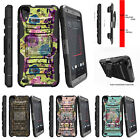 For HTC Desire 530 | Desire 630 | Desire 550 Holster Clip Case Yellow Flowers