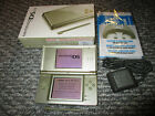 Nintendo DS Lite Systems in Boxes You Pick Choose Your Own Various Colors