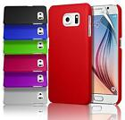 HYBRID HARD BACK CASE COVER FOR SAMSUNG GALAXY S6 & S6 EDGE