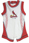Infant St. Louis Cardinals Romper MLB Genuine Baseball Baby 1-piece Creeper